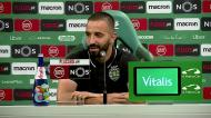 «Quaresma, Matheus Nunes e os mais jovens vão ter dificuldades que não tiveram»