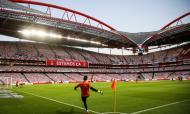 1. Estádio da Luz (Benfica), média de cinco estrelas