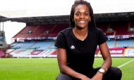 Diana Silva é reforço do Aston Villa (AVFC)