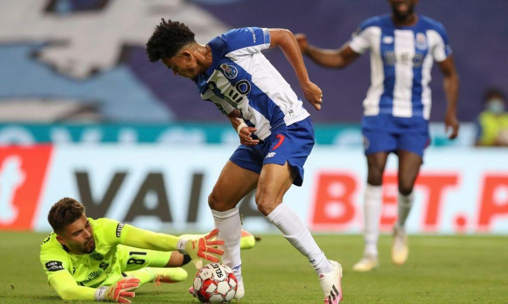 As melhores imagens do FC Porto-Sporting