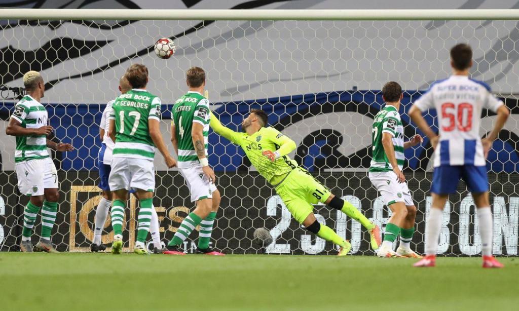 Fc Porto Sporting 2 0 Resultado Final Maisfutebol