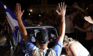 FC Porto é campeão nacional 2019/2020. Festa nos Aliados (José Coelho/Lusa)