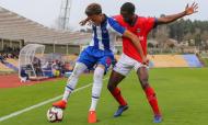Luizão num FC Porto B-UD Oliveirense (FC Porto)