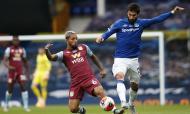 Everton-Aston Villa (AP)