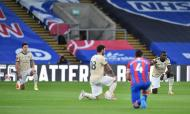 Crystal Palace-Manchester United (Lusa)