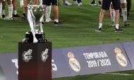 Real Madrid campeão espanhol 2019/2020 (EFE)
