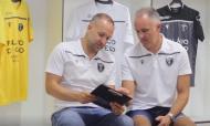 Sérgio Boris é o novo treinador do Académico de Viseu