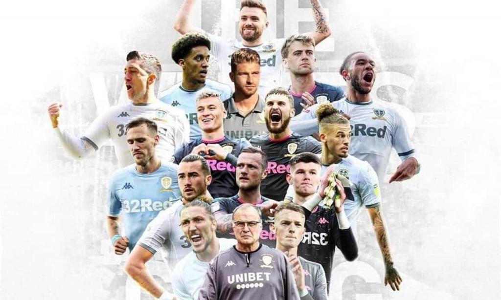 Leeds campeão no Champioship