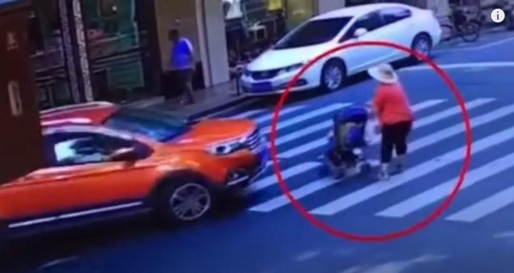 Acidente na China (Reprodução Youtube)