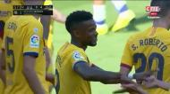 Nélson Semedo marca em fuzilamento ao guarda-redes Roberto