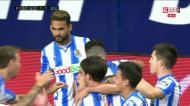 Januzaj faz o golo de empate da Real Sociedad em casa do Atlético