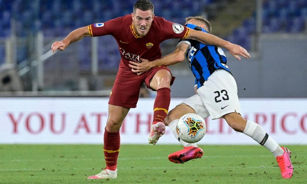 Roma-Inter de Milão