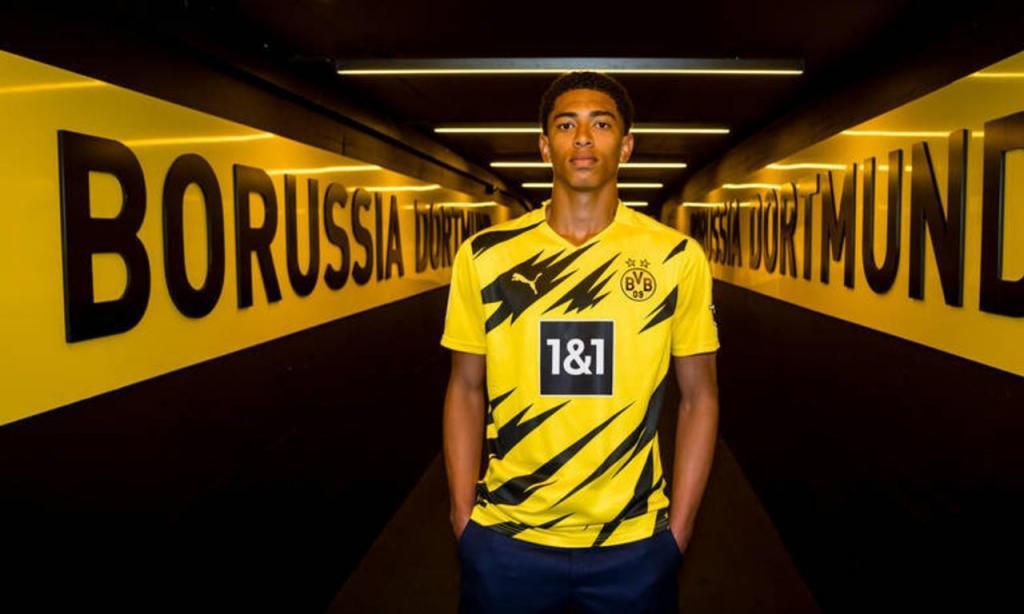 15) Jude Bellingham, Borussia Dortmund (€44,5M)