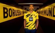 JUDE BELLINGHAM, médio de 17 anos, contratado pelo Dortmund em julho. Jogou os seis jogos da fase de grupos.