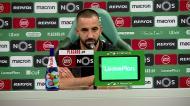 A reação de Rúben Amorim ao regresso de Jorge Jesus ao Benfica