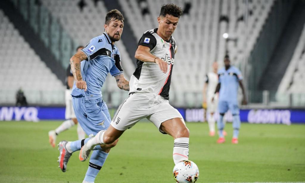 Juventus-Lazio (AP)