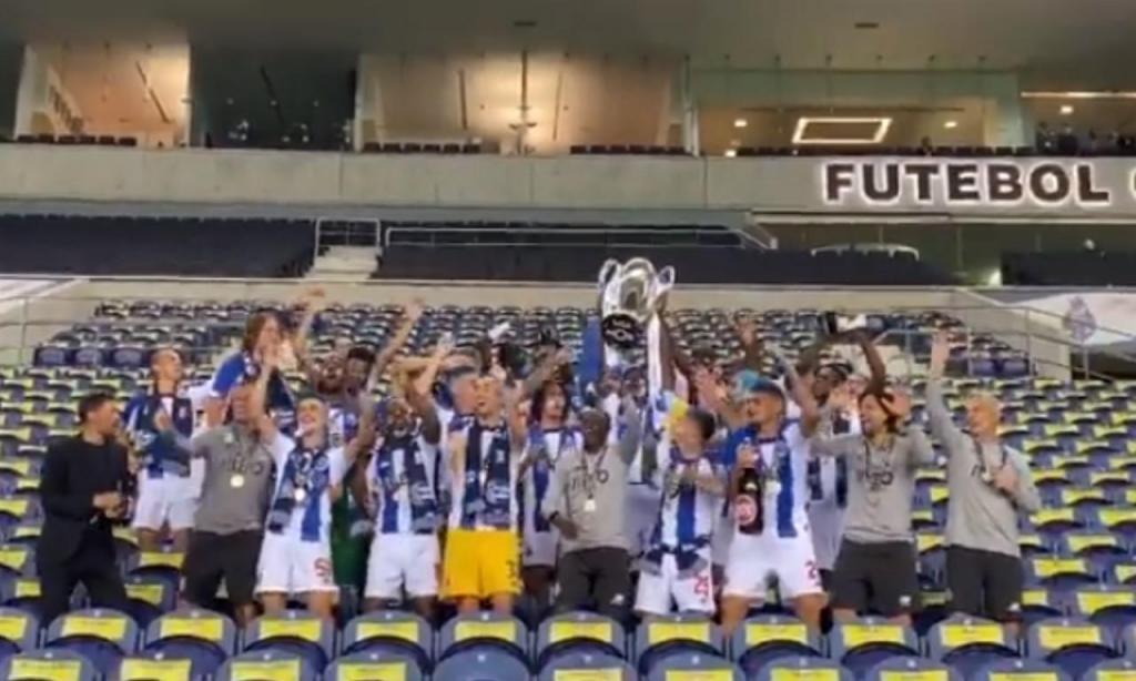 A festa do FC Porto