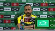 «Não temos receio nenhum do Benfica»
