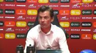 Assessor Manta Santos apresenta o treinador... Manta Santos