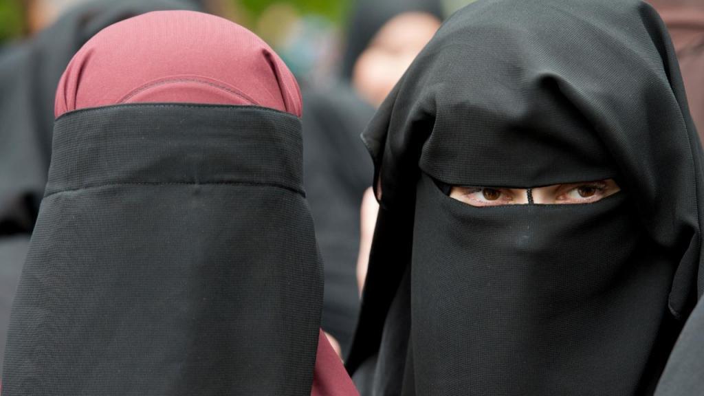 Burca e niqab