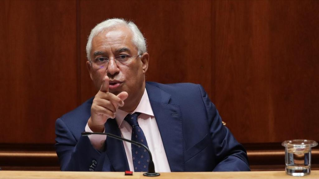 Debate do Estado da Nação - António Costa