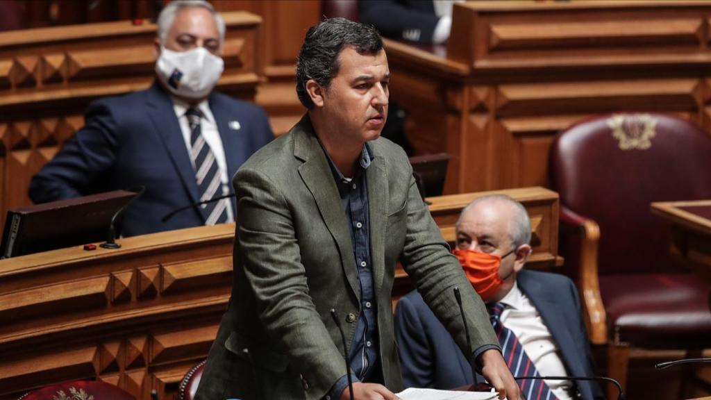Debate do Estado da Nação - André Silva