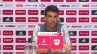 «Não sinto os jogadores afetados por causa dos rumores de mercado»