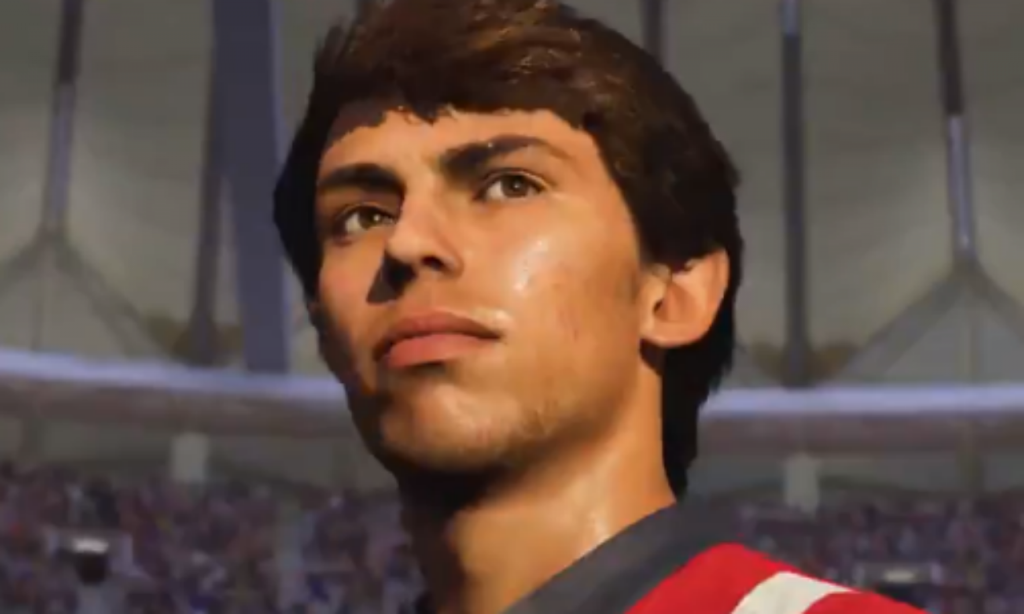 Félix é cara do FIFA21 (twitter EA Sports)