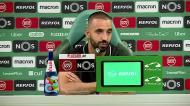 «Estados de graça, bluff...»: Amorim explica como é que funciona o futebol