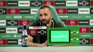 Amorim revela que Benfica espera para o jogo frente ao Sporting