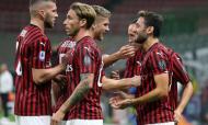 AC Milan-Atalanta (Lusa)