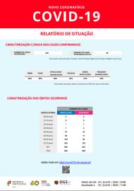 Relatório DGS Covid