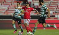 8/10: Benfica-Sporting, 2-1 (25 JULHO, 34.ª Jornada da Liga 2019/2020): o dérbi da última jornada que atirou o Sporting para o quarto lugar, desfecho para o qual contribuiu, em simultâneo, a vitória do Sp. Braga ante o FC Porto, por 2-1, no Minho.