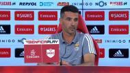 «Não consigo dizer se perdemos a Liga com o Porto ou com o Braga»