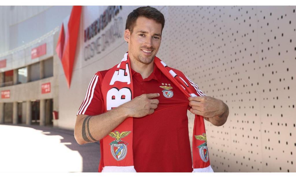 Ole Rahmel (Benfica)