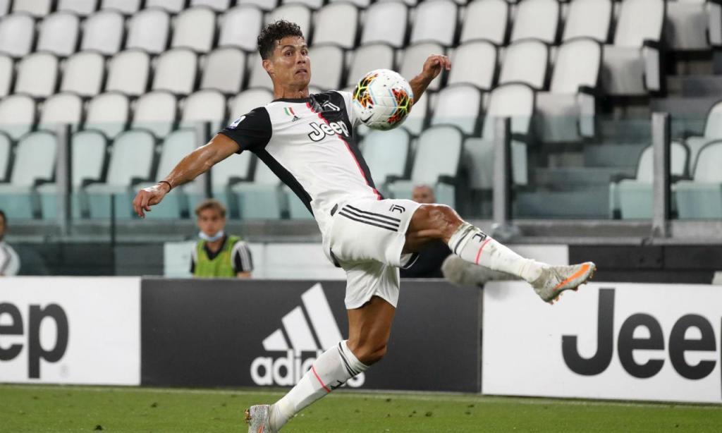 3) Cristiano Ronaldo (Juventus), 31 golos, 62 pontos