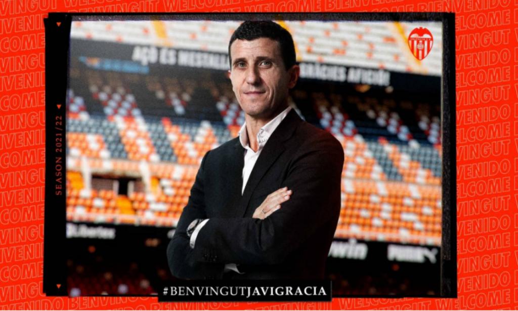 Javi Gracia (site Valência)