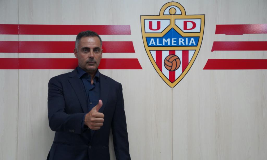 José Gomes (twitter Almería)
