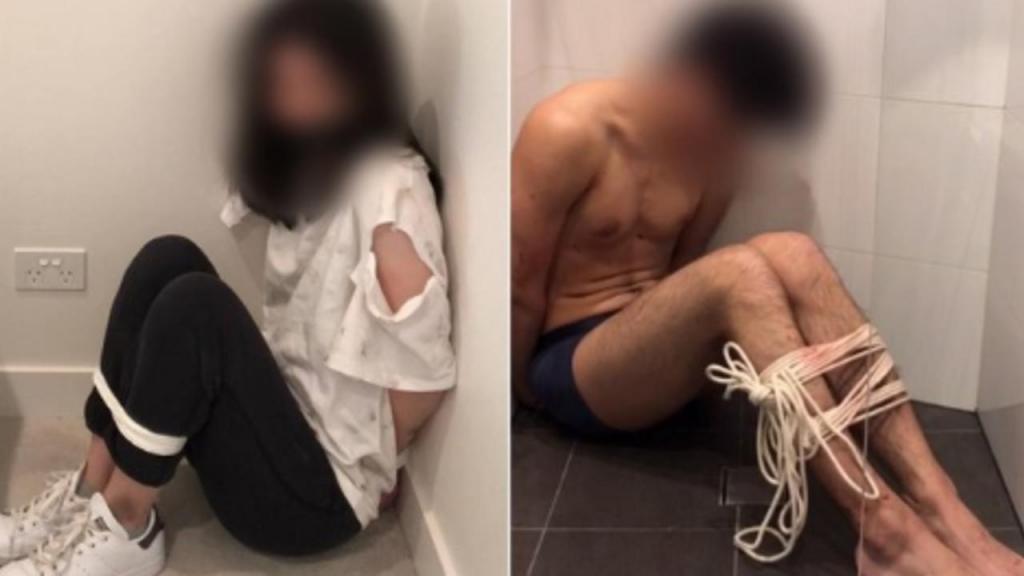 Estudantes chineses na Austrália obrigados a simular o seu próprio rapto