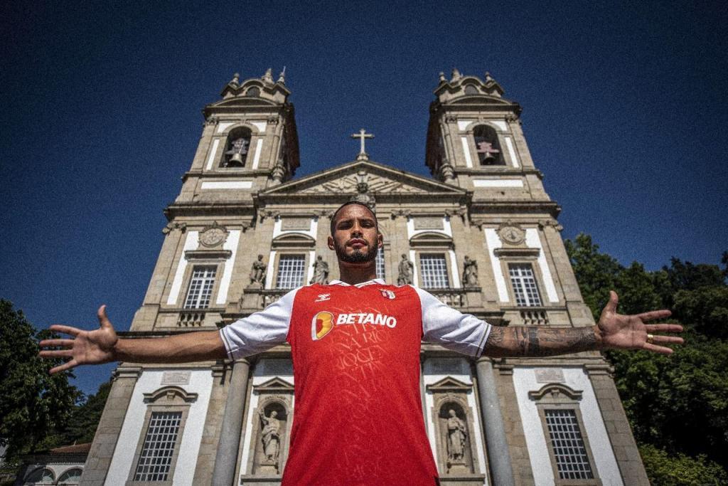 Sp. Braga confirmou Schettine