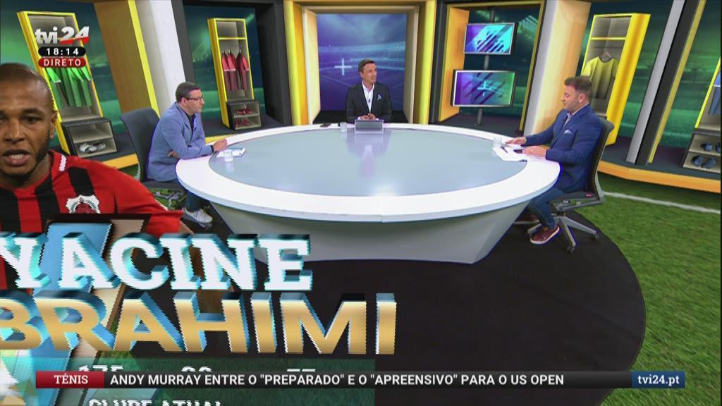 Exclusivo Mais Transferências: Brahimi pode regressar ao FC Porto