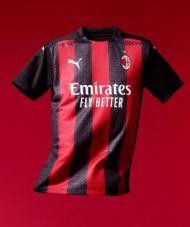 Equipamento Milan (Twitter Milan)