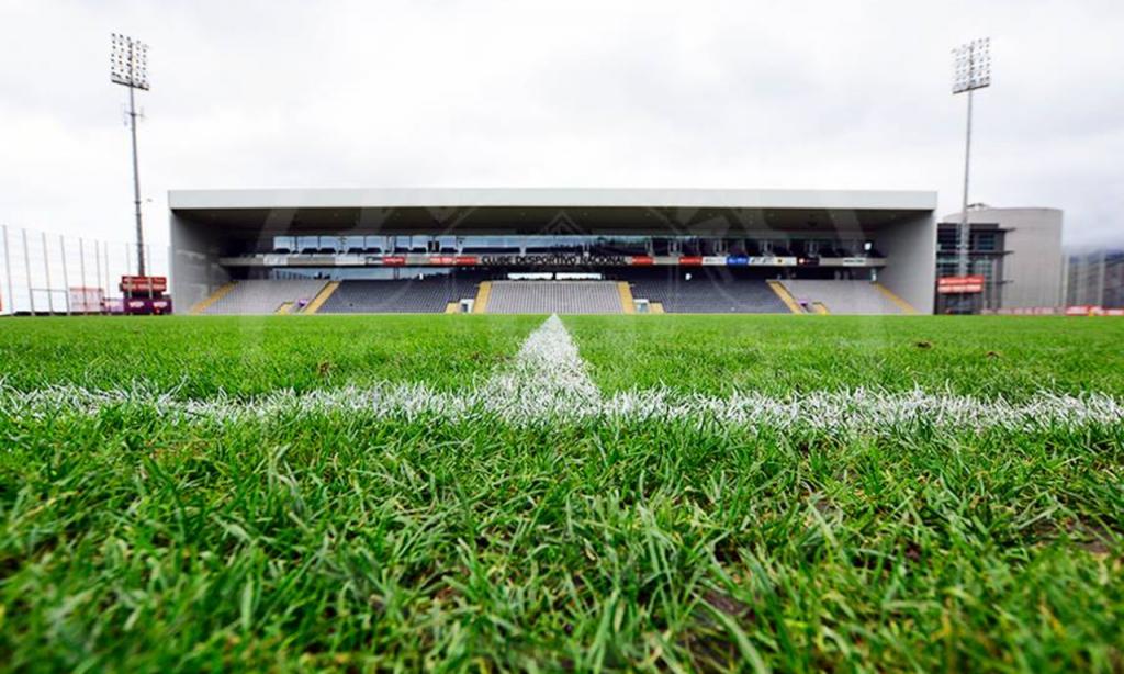 Estádio da Madeira, Choupana, Nacional (Foto: CD Nacional)