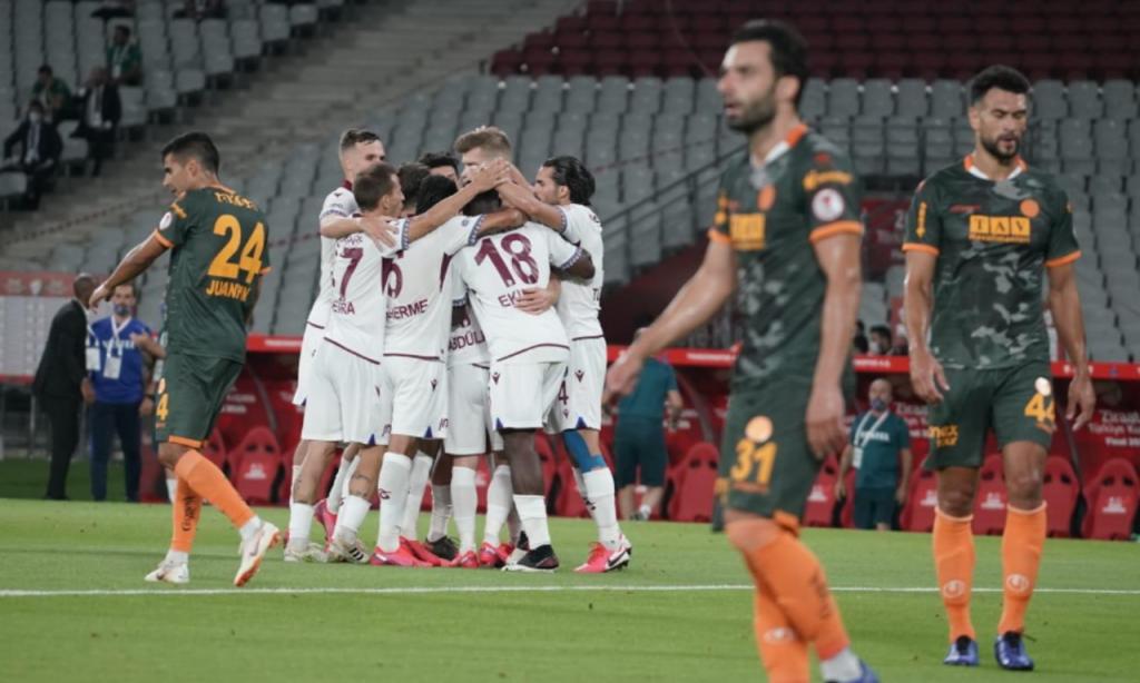 Taça da Turquia - Final: Trabzonspor-Alanyaspor (FOTO: Trabzonspor)