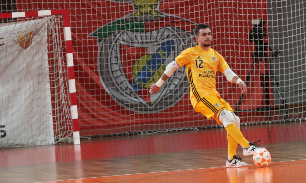 Martim Figueira (Foto: SL Benfica)