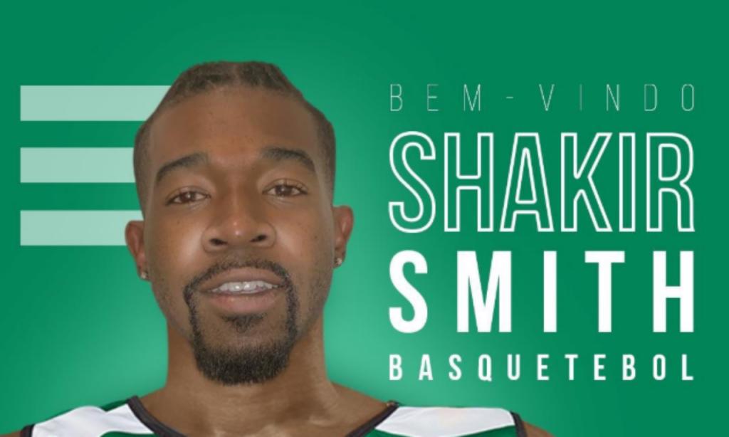 Shakir Smith (twitter Sporting)