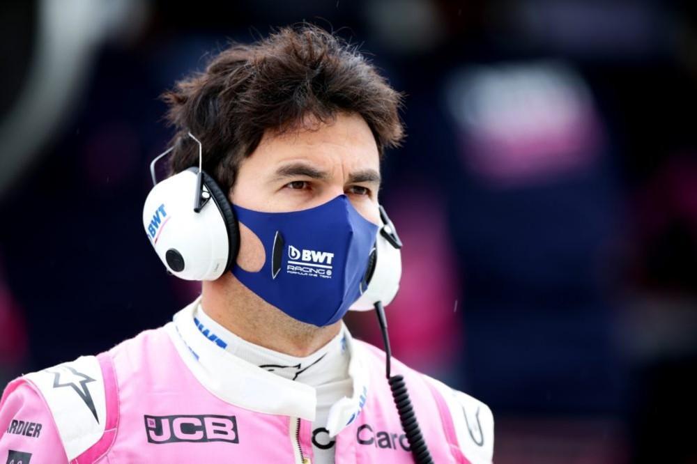 Sergio Pérez (F1)
