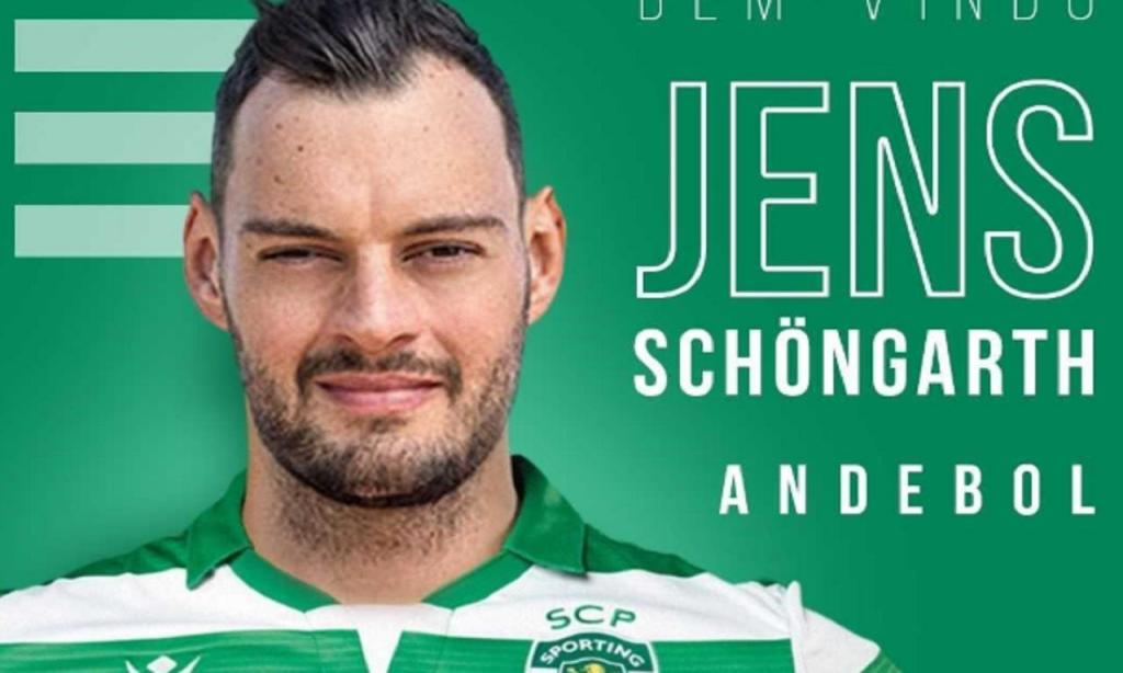 Jens Schongarth (Sporting CP)