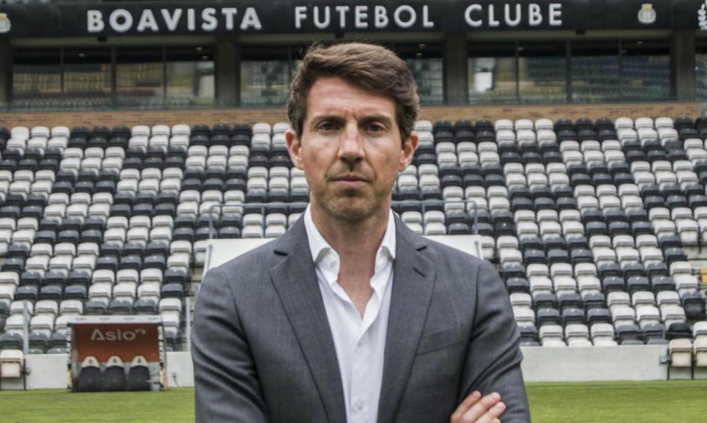 Vasco Seabra perto de ser o treinador do Boavista para a próxima época |  MAISFUTEBOL