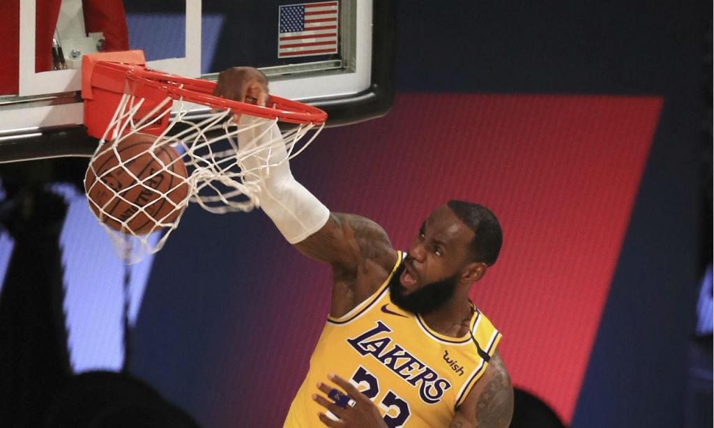 Lakers-Clippers (AP)